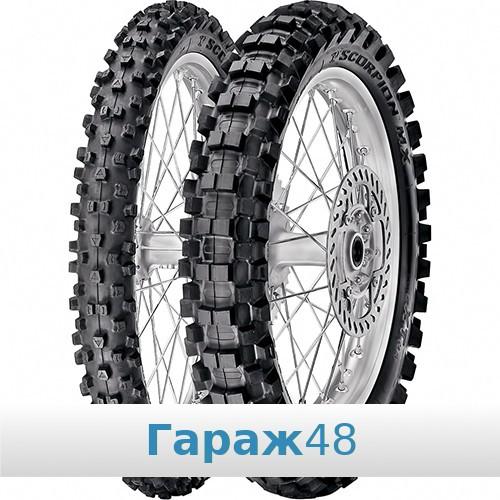 Pirelli Scorpion MX Extra J 2.5 R10 33J
