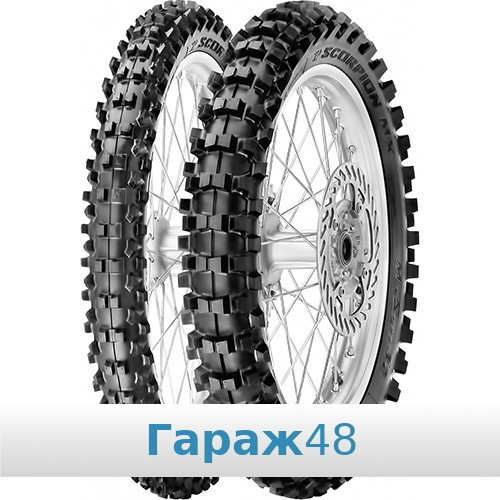 Pirelli Scorpion MX Mid Soft 32 2.5 R10 33J