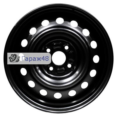 Next NX-013 R15 / 6J PCD 4x100 ET 48 ЦО 54.1 Штампованные Черный